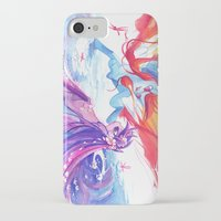 mlp iPhone & iPod Cases featuring MLP by Cari Corene