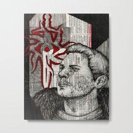 Ser Cullen Stanton Rutherford Metal Print