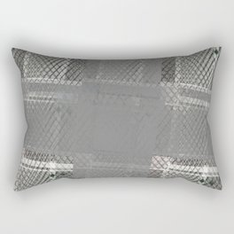 Scales and layers Rectangular Pillow