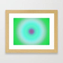Ripple III Framed Art Print