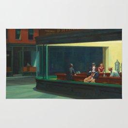 Pennywise in Hopper's Nighthawks Rug