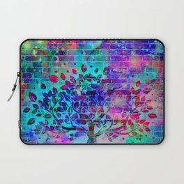 wall graffiti Laptop Sleeve