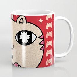 Gamer Cat - Kawaii Cute Cat Gaming Streamer Streaming Japanese Asia Coffee Mug