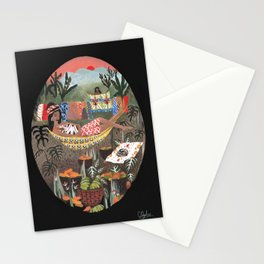 Afternoon Stationery Cards