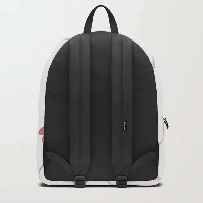 Simply Adventure Arrows in Rose Gold Sunset Backpack