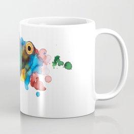 colorful fish Coffee Mug