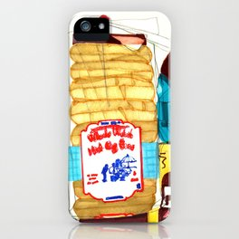 Bread Box iPhone Case