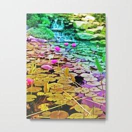 Down By The Riverside Metal Print