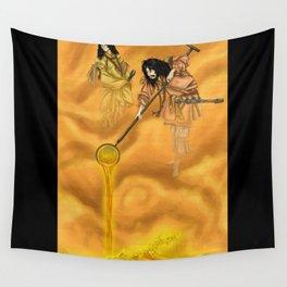Gurasu Gods Wall Tapestry