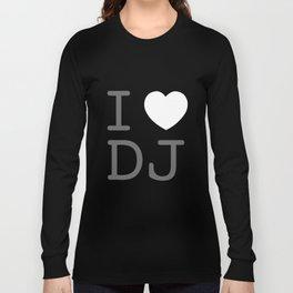 I Heart Jeter Long Sleeve T-shirt