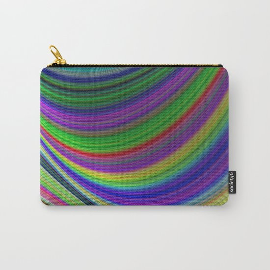 Color curves Carry-All Pouch