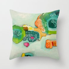 My SciFi Dream Throw Pillow