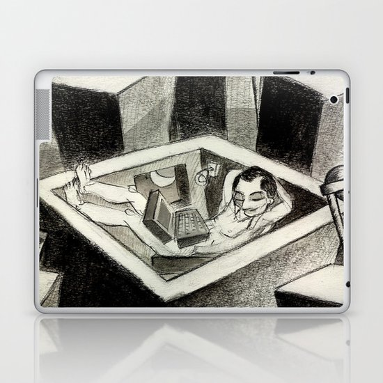 night Laptop & iPad Skin
