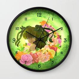 Long feast | Haruka Wall Clock