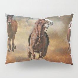 Breaking Away Pillow Sham