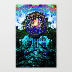 Eternal A-Side Canvas Print