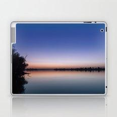 Sunset at the lake. Laptop & iPad Skin