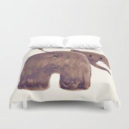 Elephant's butt Duvet Cover
