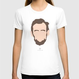 Faces Series: Lincoln T-shirt