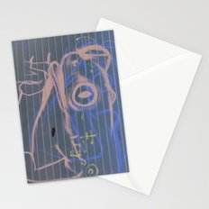 Sicilian Street Frog Stationery Cards