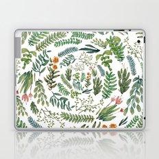 water color rotation garden Laptop & iPad Skin