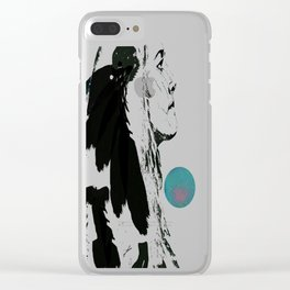 Branwen's Loss Clear iPhone Case