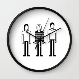 Nirvana Wall Clock