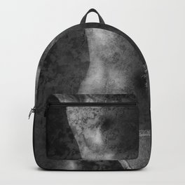 Nude with texture Backpack