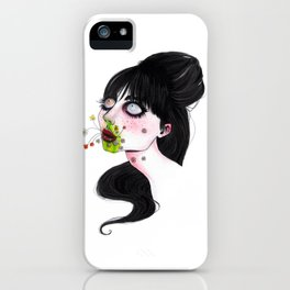 Meanda iPhone Case
