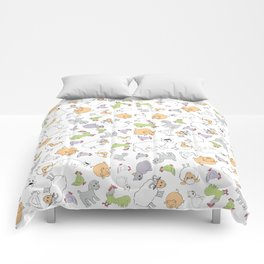 The Little Farm Animals Comforters
