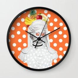 Récolte Wall Clock