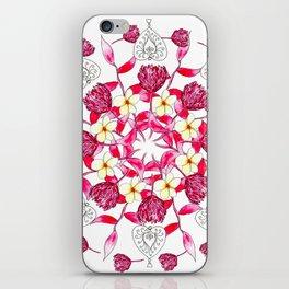 Bali Inspired Nature Mandala iPhone Skin