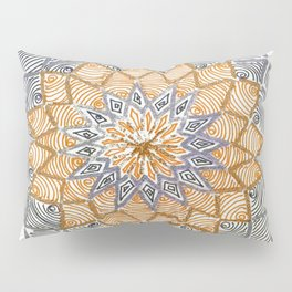 Rangoli 3 Pillow Sham