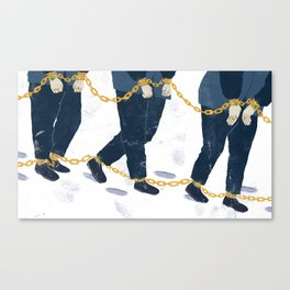Wealth Canvas Print
