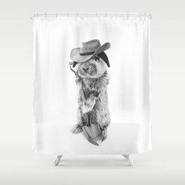 JOHNNY CARRO Shower Curtain