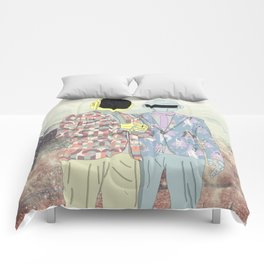 Daft Punk. Comforters