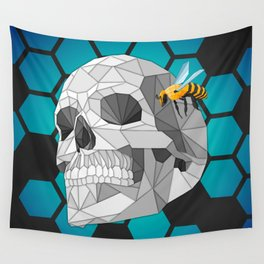 You Will Echo My Death Wall Tapestry