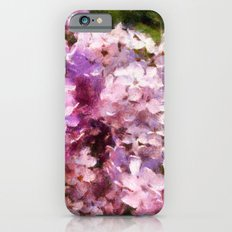 lilac season is my favorite  Slim Case iPhone 6s