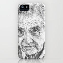 Howard Zinn. iPhone Case