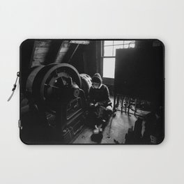 Waiting for the Dawn Laptop Sleeve