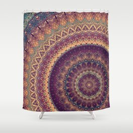 Mandala 541 Shower Curtain