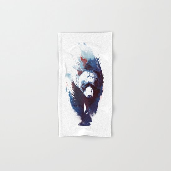 Death run Hand & Bath Towel