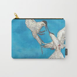 Arctic Terns Carry-All Pouch