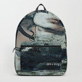 O lado belo e sombrio de uma mulher!! Backpack