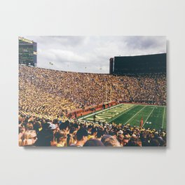 The Big House Metal Print