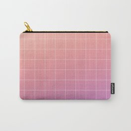 Vapor Grid 03 Carry-All Pouch