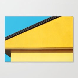 Skymetric • 3 Canvas Print