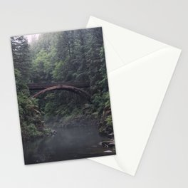 Foggy Moulton Falls Stationery Cards