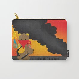 working class hero Carry-All Pouch