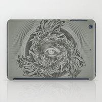 warcraft iPad Cases featuring Storm of Swords by Plan 9 Design